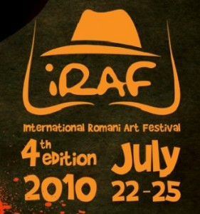 Festivalul IRAF 2010