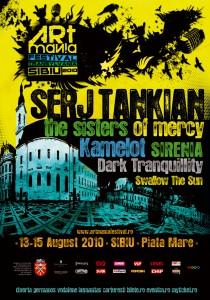 ARTmania 2010 - main web