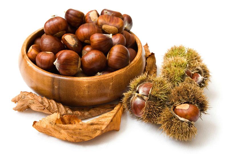 Sarbatoarea Castanelor - castane comestibile