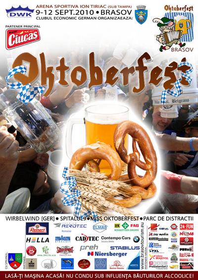 Oktober fest 2010 brasov program bere ciucas