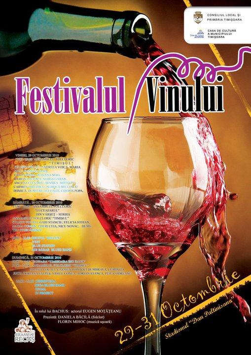 Poze festivalul vinului timisoara
