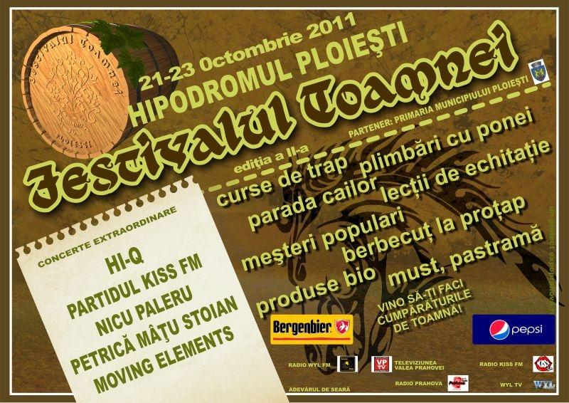 Festivalul Toamnei Ploiesti 2011