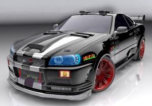 Nissan Tuningat
