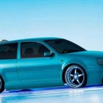 golf 4 tuning azur