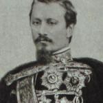 Poza Alexandru Ioan Cuza 1859