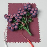 martisor quilling 2014 floare