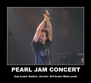 PEARL-JAM-CONCERT-Guy-brain-Setlist-chords-Girl-brain-Mmm-yeah