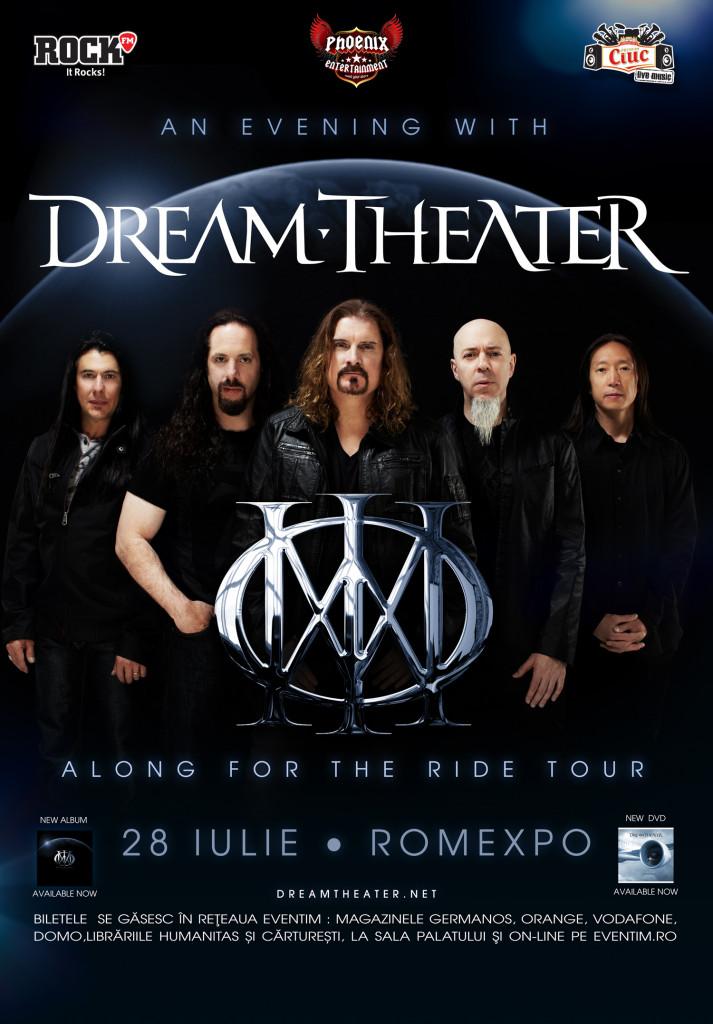 concert-dream-theater-la-bucuresti-in-2014