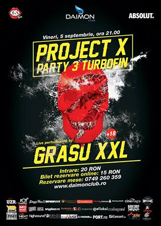 Project X Party