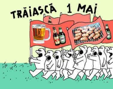 1-mai-2015 la Bucuresti