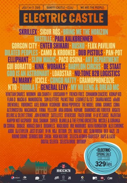 Electric Festival 2016