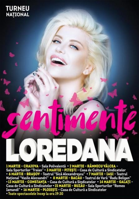 Loredana - Sentimente 2017