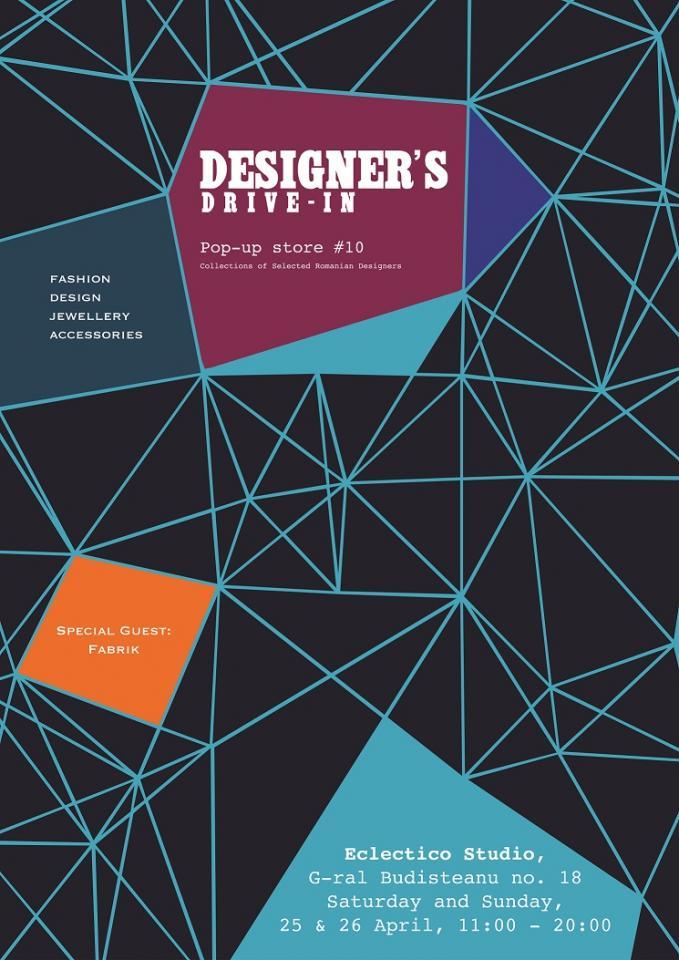 Designer s drive in 10 la eclectico studio pe 25 i 26 for Designer s image