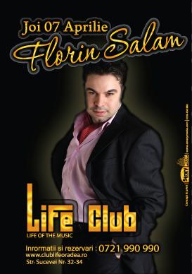 Poze florin salam in club life oradea