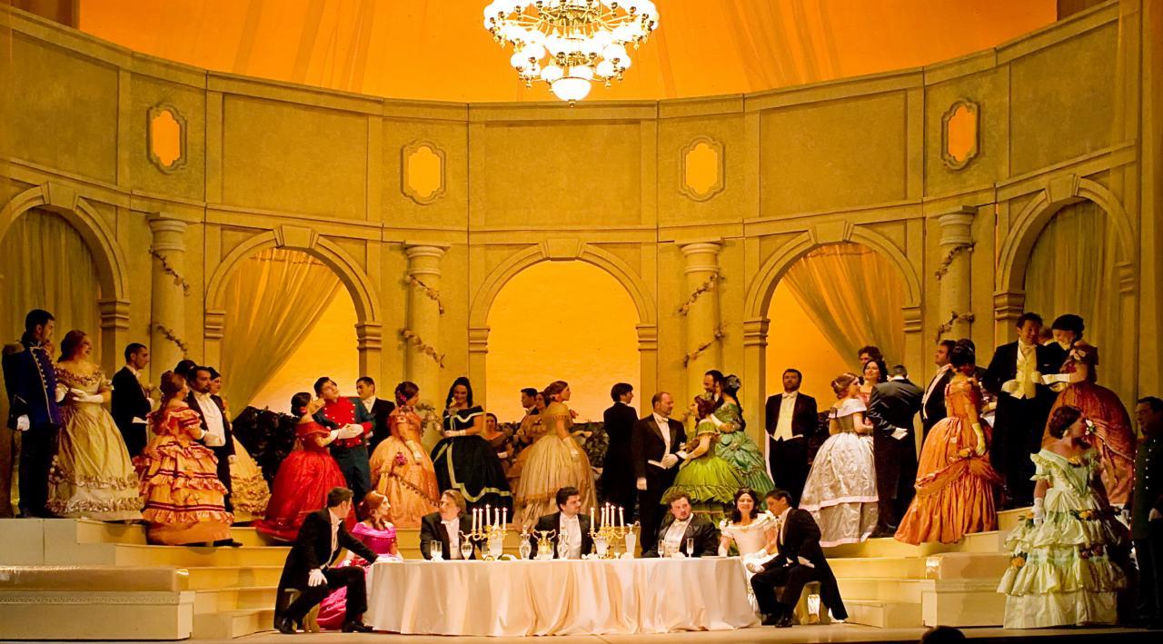 Opera Iasi Program Februarie