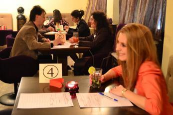 speed dating în centrul oregonului)