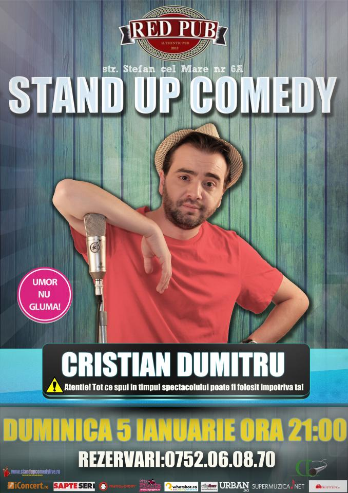 stand-up comedy constanta duminica