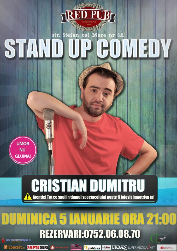stand-up comedy constanta duminica