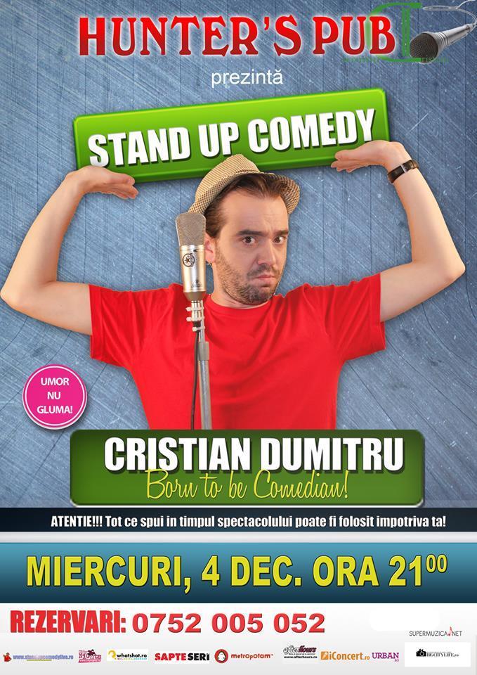 poze stand up comedy iasi miercuri 4 decembrie