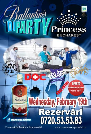 poze 19 feb doc deliric si vlad dobrescu princess club