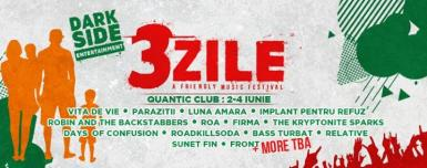 poze 3zile a friendly music festival quantic club