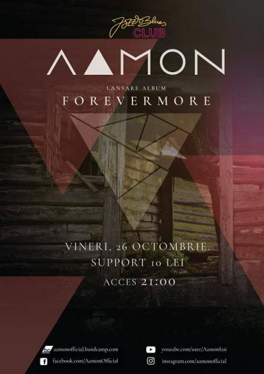 poze aamon lansare ep forevermore