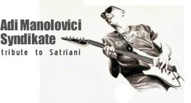 poze adi manolovici syndikate tribute to satriani