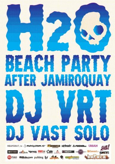 poze afterparty jamiroquai pe h2o