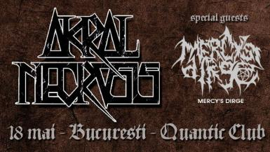 poze akral necrosis mercy s dirge guests in quantic club