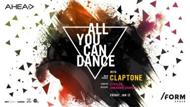 poze all you can dance with claptone