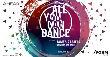 poze all you can dance with james zabiela