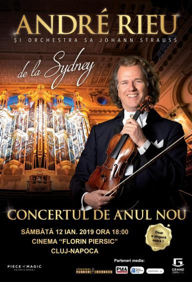 poze andre rieu 2019 new year s concert in sydney