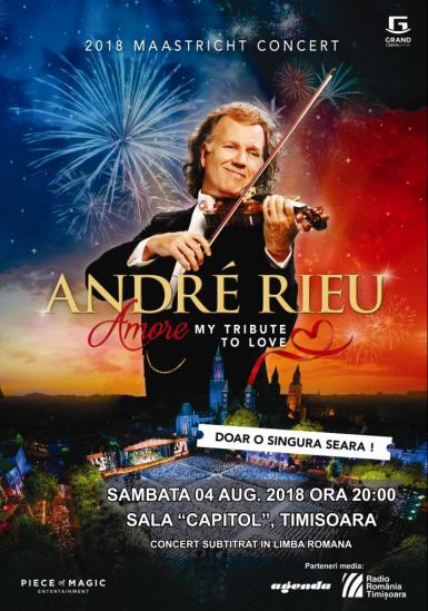 poze andre rieu amore my tribute to love 2018