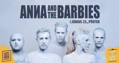 poze anna and the barbies in oradea