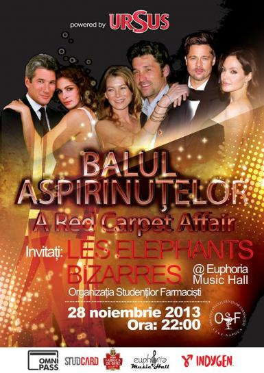 poze balul aspirinutelor in euphoria music hall
