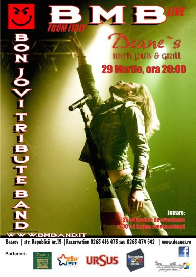 poze bmb live from italy bon jovi tribute band