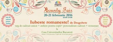 poze bounty fair targ de dragobete