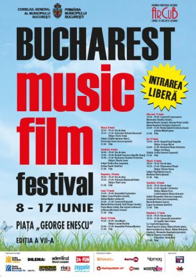 poze bucharest music film festival 2012