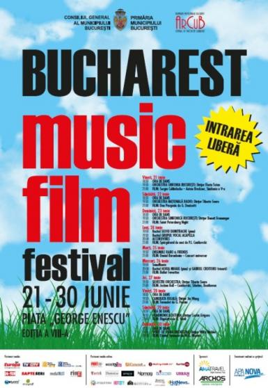 poze bucharest music film festival 2013