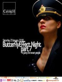 poze butterfly effect night part 7 in the silver church club din bucuresti