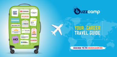 poze buzzcamp your career travel guide