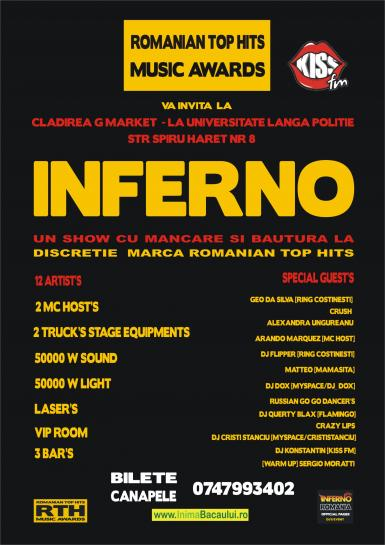 poze inferno new year s eve 2011 revelion 2011