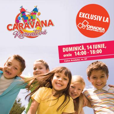 poze caravana recreativa la oradea shopping city