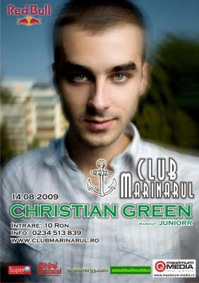 poze christian green