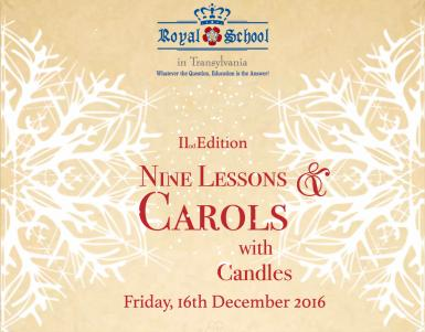 poze christmas concert of nine carols with candles second edition