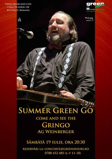 poze concert a g weinberger la green hours