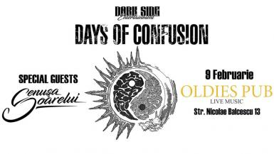 poze concert days of confusion