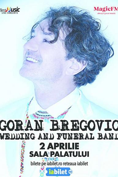 poze concert goran bregovic wedding and funeral band