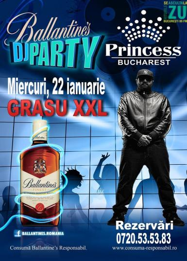 poze concert grasu xxl in princess club