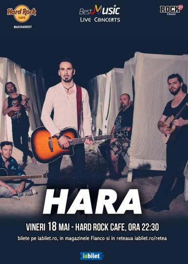 poze concert hara la hard rock cafe